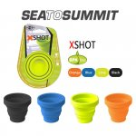Стакан SEATOSUMMIT X-Shot складной цв.orange(Китай)