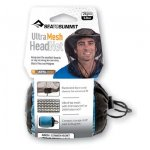 Накомарник SEATOSUMMIT Ultra-Fine Mosquito Headnet цв.black(Китай)